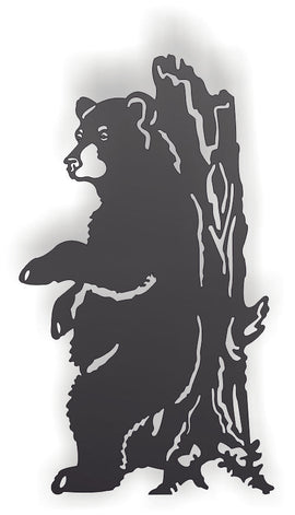 BEAR DXF of PLASMA ROUTER LASER  Cut -CNC Vector DXF-CDR-AI-JPEG