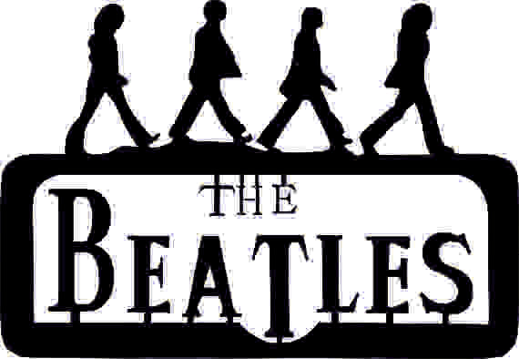 BEATLES DXF of PLASMA ROUTER LASER  Cut -CNC Vector DXF-CDR-AI-JPEG