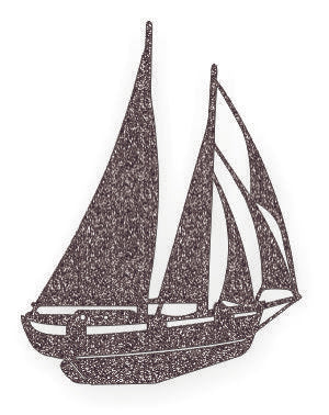 BOAT DXF of PLASMA ROUTER LASER  Cut -CNC Vector DXF-CDR-AI-JPEG