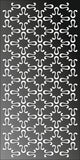 PANEL design  plasma Laser router Cut -CNC Vector DXF-CDR AI JPEG  PANEL C7