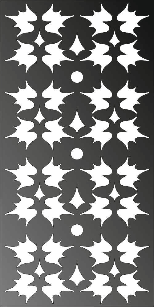 PANEL design  plasma Laser router Cut -CNC Vector DXF-CDR AI JPEG  PANEL C8