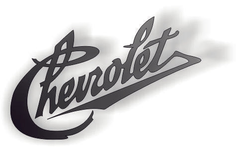 CHEVROLET SIGN DXF of PLASMA ROUTER LASER  Cut -CNC Vector DXF-CDR-AI-JPEG