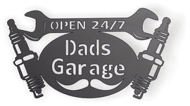 DAD GARGAGE DXF of PLASMA ROUTER LASER  Cut -CNC Vector DXF-CDR-AI-JPEG