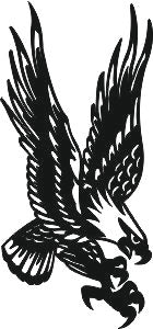 EAGLE SVG-DXF of PLASMA ROUTER LASER  Cut -CNC Vector DXF-CDR-AI-JPEG