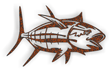 FISH DXF of PLASMA ROUTER LASER  Cut -CNC Vector DXF-CDR-AI-JPEG FISH E