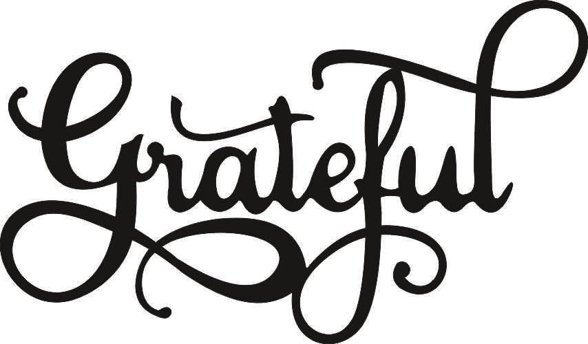 GRATEFUL DESIGN  SVG-DXF of PLASMA ROUTER LASER  Cut -CNC Vector DXF-CDR-AI-JPEG