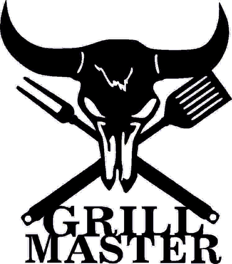 GRILL MASTER DXF of PLASMA ROUTER LASER  Cut -CNC Vector DXF-CDR-AI-JPEG