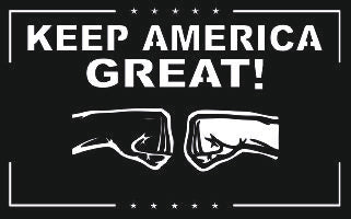 KEEP AMERICA GREAT SVG-DXF of PLASMA ROUTER LASER  Cut -CNC Vector DXF-CDR-AI-JPEG