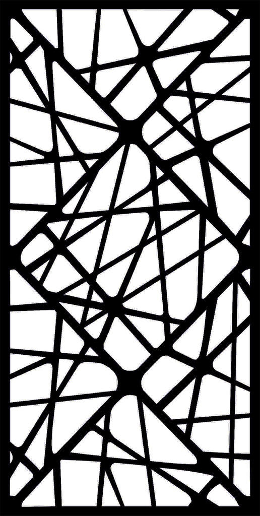 DXF of plasma Laser router Cut -CNC Vector DXF-CDR AI JPEG  PANEL N230