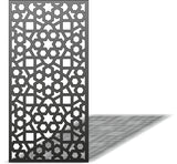 PANEL SCREEN design cnc plasma Laser router Cut -CNC Vector DXF-CDR AI JPEG  PANEL N277