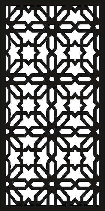 Design  plasma Laser router Cut -CNC Vector DXF-CDR AI JPEG  PANEL N412