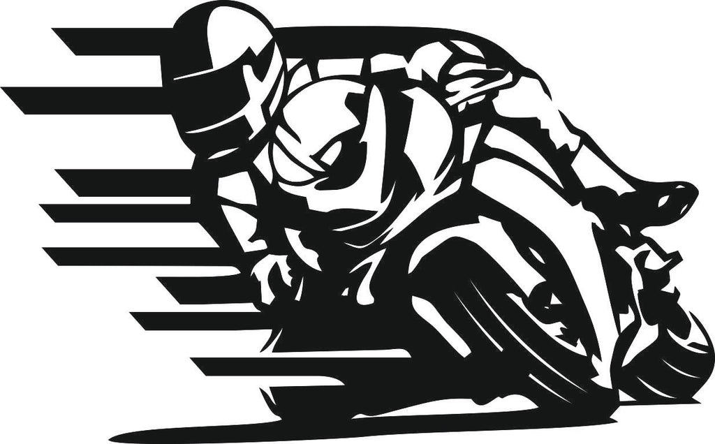 MOTOR motorcycle DXF of PLASMA ROUTER LASER  Cut -CNC Vector DXF-CDR-AI-JPEG V2