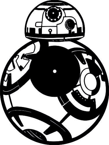 STAR WARS CLOCK DXF of PLASMA ROUTER LASER  Cut -CNC Vector SVG-DXF-CDR-AI-JPEG