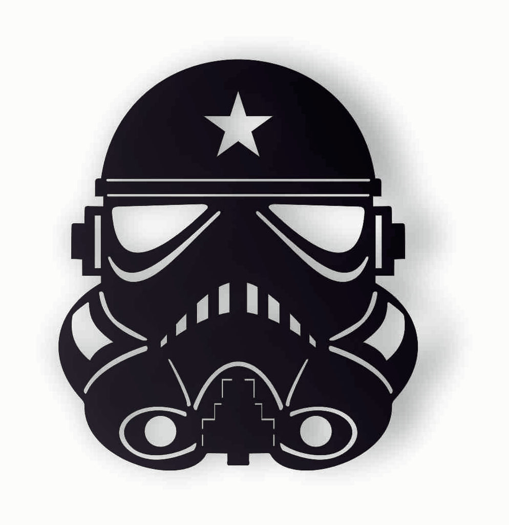 STAR WARS DXF of PLASMA ROUTER LASER  Cut -CNC Vector DXF-CDR-AI-JPEG