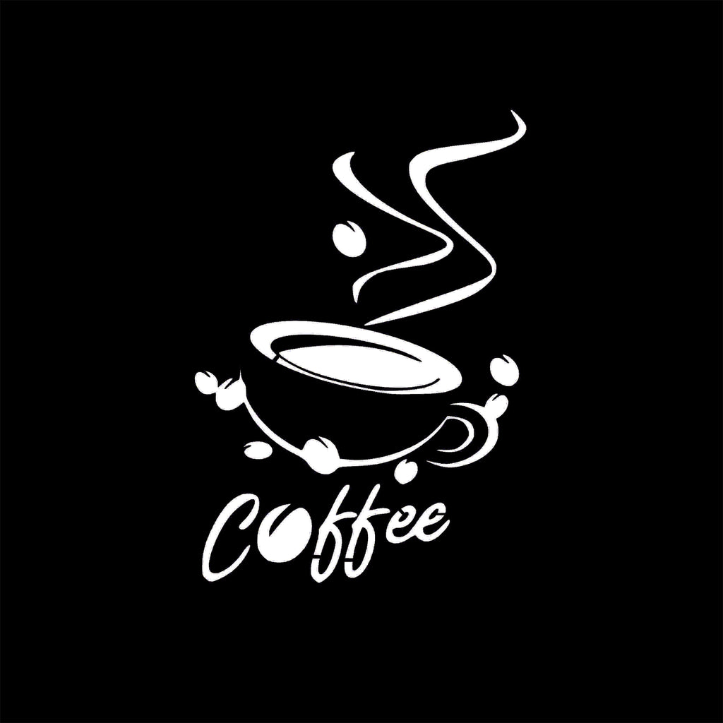 COFFE CUP SIGN DXF PLASMA ROUTER LASER  Cut -CNC Vector DXF-CDR-AI-JPEG  V29