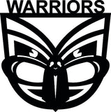 LOGO SIGN WARRIORS DXF of PLASMA ROUTER LASER  Vector SVG-DXF-CDR-AI-JPEG