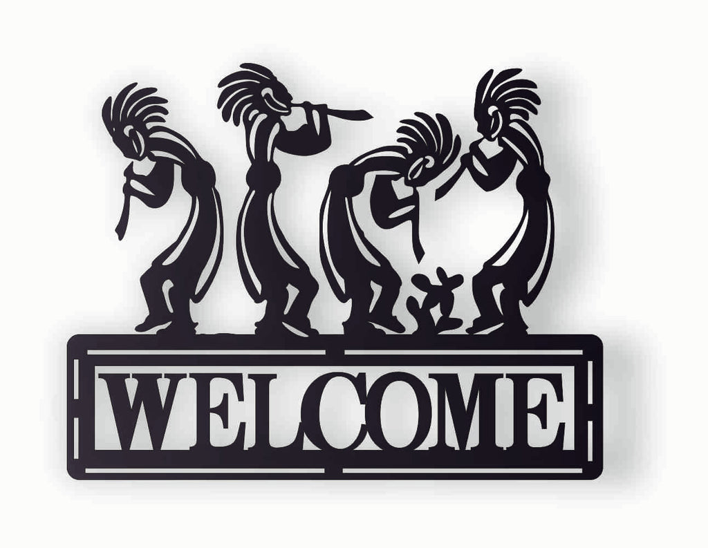 WELCOME MUSIC DXF of PLASMA ROUTER LASER  Cut -CNC Vector DXF-CDR-AI-JPEG
