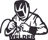 WELDER DXF of PLASMA ROUTER LASER  Cut -CNC Vector DXF-CDR-AI-JPEG