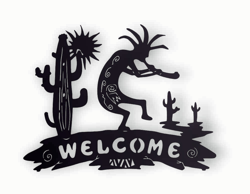 WELCOME MEN DANCE DXF of PLASMA ROUTER LASER  Cut -CNC Vector DXF-CDR-AI-JPEG
