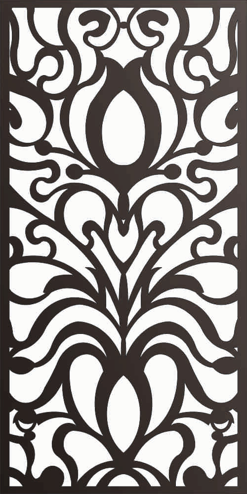 panel design dxf  plasma Laser router Cut -CNC Vector DXF-CDR AI JPEG  PANEL f101