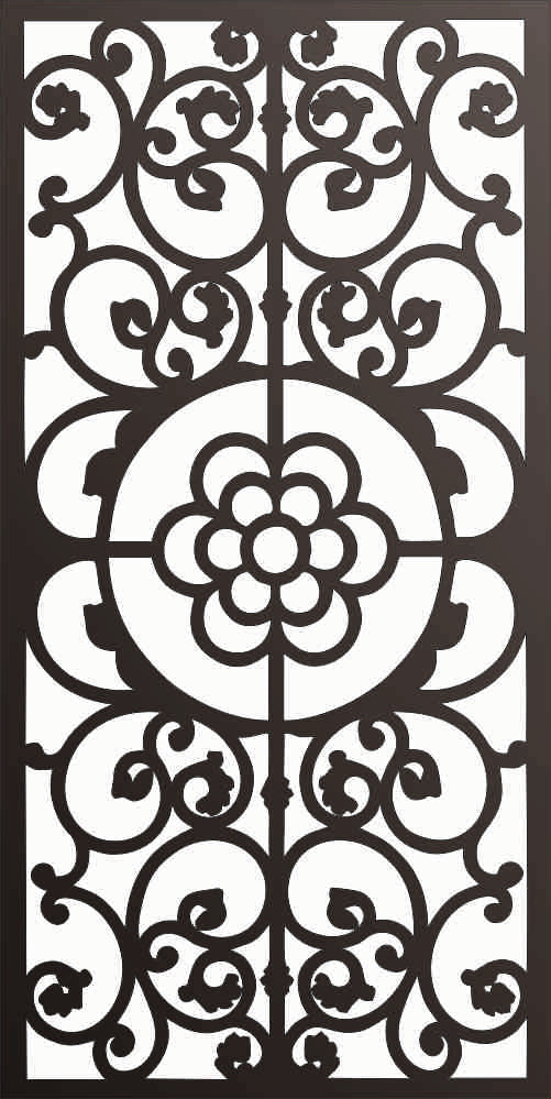 panel design dxf  plasma Laser router Cut -CNC Vector DXF-CDR AI JPEG  PANEL f112