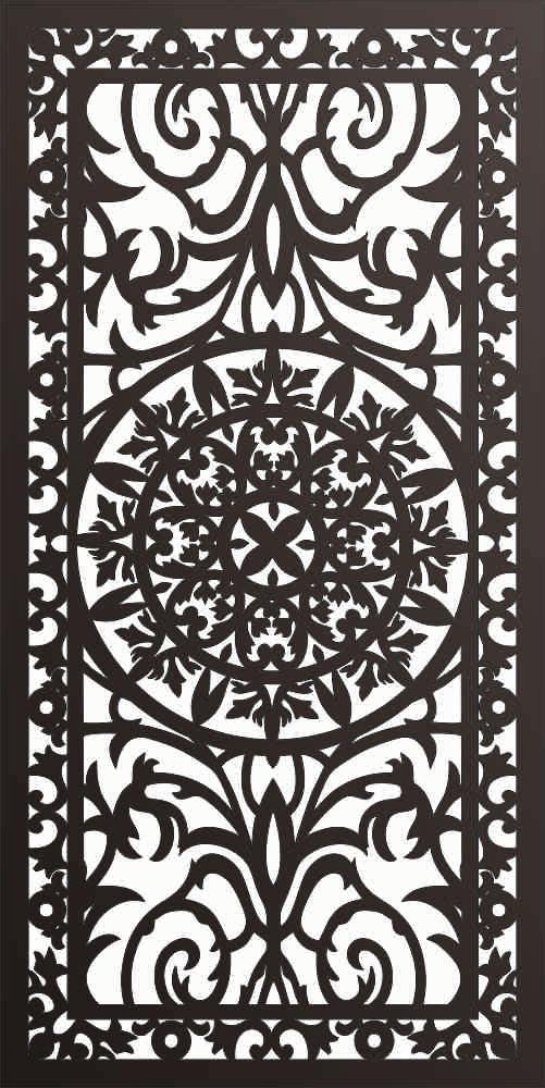 panel design dxf  plasma Laser router Cut -CNC Vector DXF-CDR AI JPEG  PANEL f113