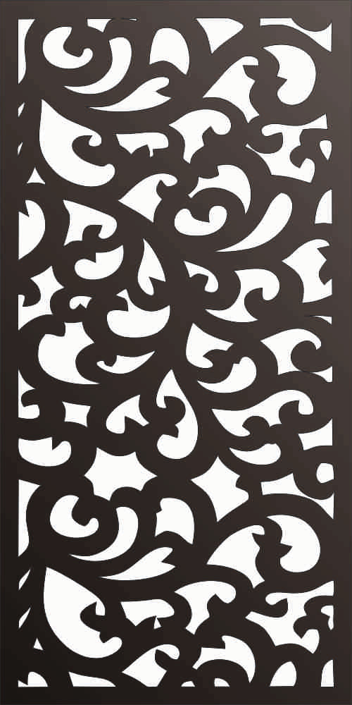 panel design dxf  plasma Laser router Cut -CNC Vector DXF-CDR AI JPEG  PANEL f116