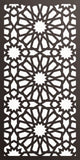 PANEL DXF of PLASMA ROUTER LASER  Cut -CNC Vector DXF-CDR f162