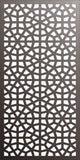 PANEL DXF of PLASMA ROUTER LASER  Cut -CNC Vector DXF-CDR f171