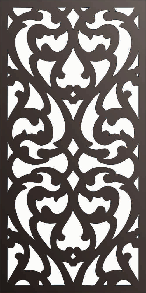 PANEL DXF of PLASMA ROUTER LASER  Cut -CNC Vector DXF-CDR f180