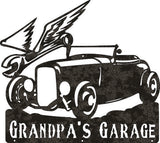 GRANDPA GARAGE  DXF of PLASMA ROUTER LASER  Cut -CNC Vector DXF-CDR-AI-JPEG
