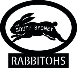 LOGO SIGN RABITOHS SYDNEY DXF of PLASMA ROUTER LASER  Vector SVG-DXF-CDR-AI-JPEG