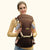 Ergonomic Baby Carrier Infant Baby Hipseat Waist Carrier Front Facing Ergonomic Kangaroo Sling for Baby Travel 0-36M