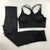 Seamless Yoga Set Women Fitness Clothing Sportswear