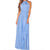 Bridesmaid Formal Multi Way Wrap Maxi Dress