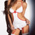 Women Role Play Nurse Costumes Sexy Lingerie Sleepwear Sexy Underwear