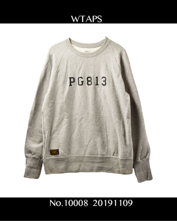 WTAPS / Sweat Shirt / 10008 - 1109 75