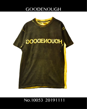GOODENOUGH / T-shirt / 10053 - 1111 69.06
