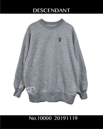 DECENDANT / Sweat Shirt / 10309 - 1119 75