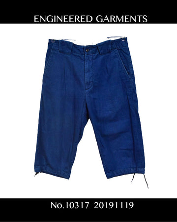 Engineered Garments / Short Pants / 10317 - 1119 46.4