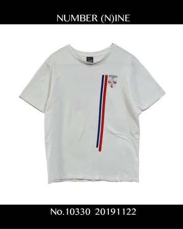 Number nine / T-shirt / 10330 - 1122 44.53