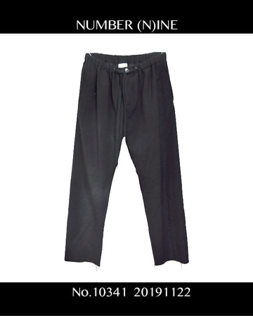 Number nine / Pants / 10341 - 1122 80.39