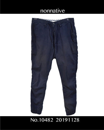 nonnative / Pants / 10482 - 1128 47.5