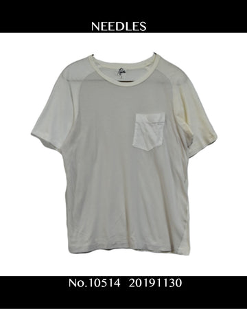 NEEDLES / T-shirt / 10514 - 1130 33.2