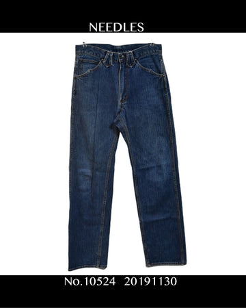 NEEDLES / Denim Pants / 10524 - 1130 54.1