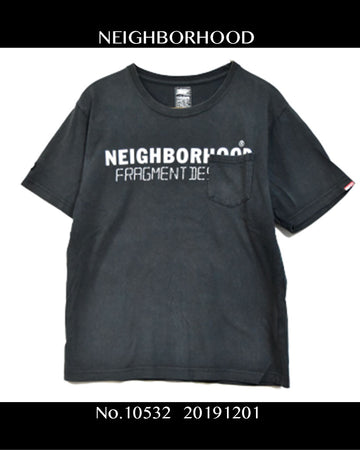 NEIGHBORHOOD / T-shirt / 10532 - 1201 38.7