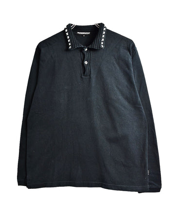 GOODENOUGH/Black Polo Shirt/11631 - 0123 44.2
