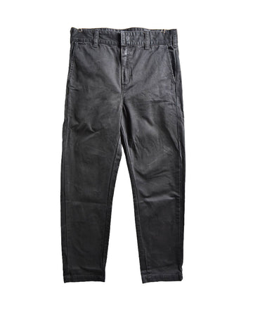 NEIGHBORHOOD / Black Basic Pants / 11641 - 0123 48.6