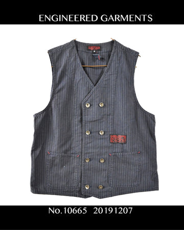 Engineered Garments / Vest / 10665 - 1207 73.735