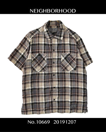 NEIGHBORHOOD / Shirt / 10669 - 1207 46.378